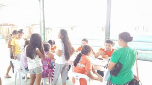 Distribution of Philhealth Cards to Different Barangays in Subic,Starting in Brgy Calapandayan (2)