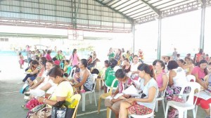 Distribution of Philhealth Cards to Different Barangays in Subic,Starting in Brgy Calapandayan (20)