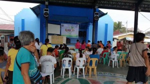 Distribution of Philhealth Cards to Different Barangays in Subic,Starting in Brgy Calapandayan (5)