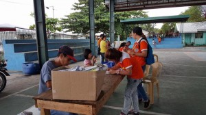 Distribution of Philhealth Cards to Different Barangays in Subic,Starting in Brgy Calapandayan (6)
