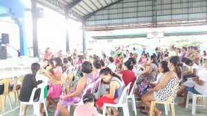 Distribution of Philhealth Cards to Different Barangays in Subic,Starting in Brgy Calapandayan (7)