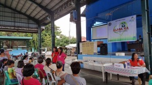 Distribution of Philhealth Cards to Different Barangays in Subic,Starting in Brgy Calapandayan (8)