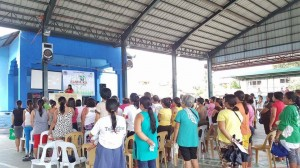 Distribution of Philhealth Cards to Different Barangays in Subic,Starting in Brgy Calapandayan (9)