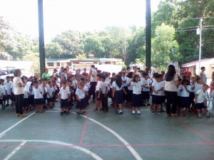 Distribution of School Kits in Cabitaugan,Cawag Resettlement and Cawag Proper Elementary School (1)