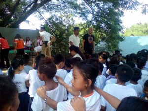 Distribution of School Kits in Cabitaugan,Cawag Resettlement and Cawag Proper Elementary School (3)