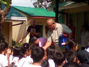 Distribution of School Kits in Cabitaugan,Cawag Resettlement and Cawag Proper Elementary School (8)