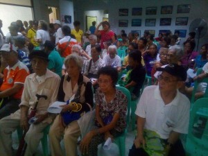 Distribution of Socialize Pension to our Beloved Senior citizen in Subic (3)