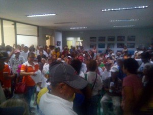 Distribution of Socialize Pension to our Beloved Senior citizen in Subic (4)