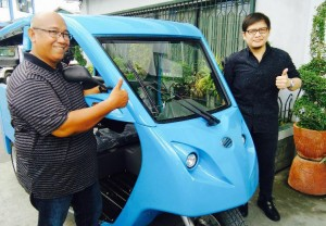 Electric Tricycle in Subic Soon (1)