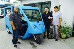 Electric Tricycle in Subic Soon (2)