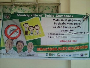 DENGUE SCHOOL-BASED IMMUNIZATION PROGRAM- CALAPACUAN ELEMENTARY SCHOOL (4)