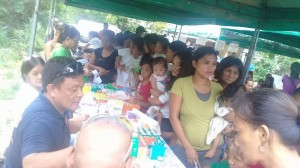 Health Mission in Sitio Agusuhin Barangay Cawag Subic Zambales (1)