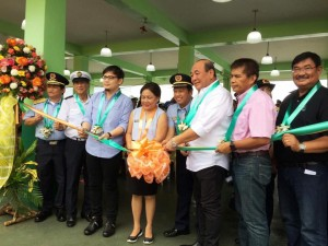 Inauguration and Ribbon Cutting of Subic New  Modern Fish Landing Facility (BULUNGAN) (1)