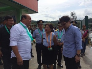 Inauguration and Ribbon Cutting of Subic New  Modern Fish Landing Facility (BULUNGAN) (11)