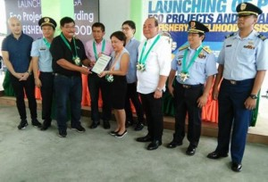 Inauguration and Ribbon Cutting of Subic New  Modern Fish Landing Facility (BULUNGAN) (12)