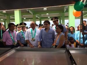 Inauguration and Ribbon Cutting of Subic New  Modern Fish Landing Facility (BULUNGAN) (3)