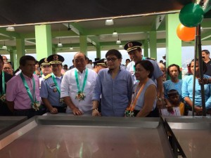 Inauguration and Ribbon Cutting of Subic New  Modern Fish Landing Facility (BULUNGAN) (3)