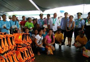 Inauguration and Ribbon Cutting of Subic New  Modern Fish Landing Facility (BULUNGAN) (4)
