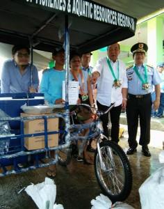 Inauguration and Ribbon Cutting of Subic New  Modern Fish Landing Facility (BULUNGAN) (7)