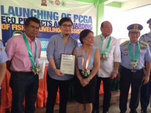Inauguration and Ribbon Cutting of Subic New  Modern Fish Landing Facility (BULUNGAN) (8)