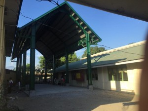 Inspection of On going Project SANTO THOMAS HIGH SCHOOL MULTI PURPOSE HALL SUBIC (3)
