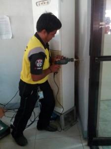 Installation of Fire Extinguishers at Municipality of Subic,Zambales (3)