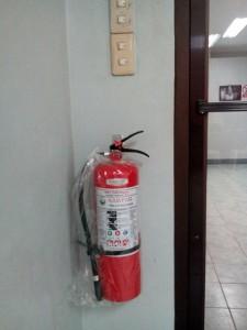 Installation of Fire Extinguishers at Municipality of Subic,Zambales (7)
