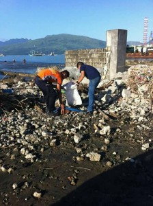 International Coastal Clean Up Drive - Subic Zambales (10)
