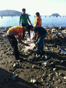 International Coastal Clean Up Drive - Subic Zambales (11)
