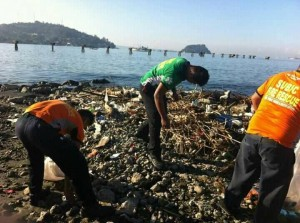 International Coastal Clean Up Drive - Subic Zambales (2)