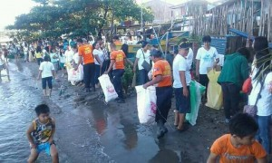 International Coastal Clean Up Drive - Subic Zambales (6)