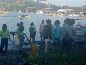 International Coastal Clean up Sa Subic (11)