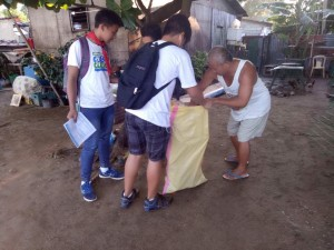 International Coastal Clean up Sa Subic (17)