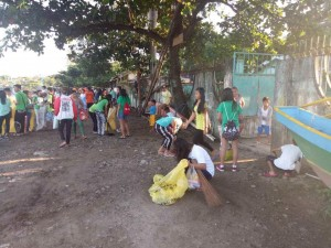 International Coastal Clean up Sa Subic (19)