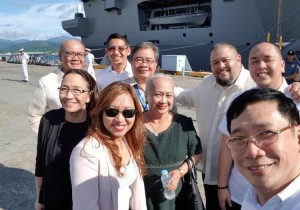 Japanese Warship JS Izumo in Subic (14)