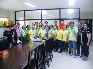 LAKBAY ARAL OF BRGY. QUEZON MUNICIPALITY OF SOLANO PROVINCE OF NUEVA VIZCAYA