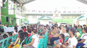 Launching of Everyday Family Planning in Barangay Calapacuan  (10)