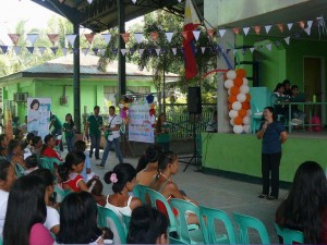 Launching of Everyday Family Planning in Barangay Calapacuan  (11)