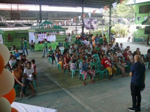 Launching of Everyday Family Planning in Barangay Calapacuan  (19)