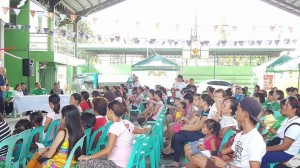 Launching of Everyday Family Planning in Barangay Calapacuan  (6)
