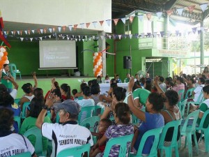 Launching of Everyday Family Planning in Barangay Calapacuan  (7)