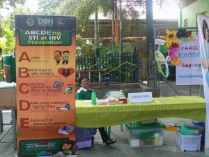 Launching of Everyday Family Planning in Barangay Calapacuan  (8)