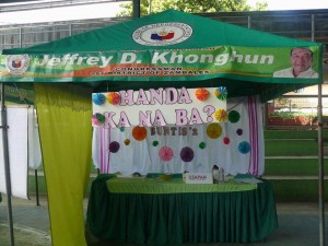 Launching of Everyday Family Planning in Barangay Calapacuan  (9)