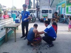 Massive Anti rabbies vacination barangay calapandayan Subic (8)