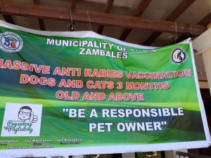 Massive anti Rabbies Vaccination for Dogs and Cats in Magdalena Homes Brgy Sto Thomas Subic (8)