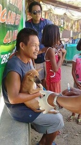 Massive anti Rabbies Vaccination for Dogs and Cats in Resettlement Brgy Manganvaca Subic (2)
