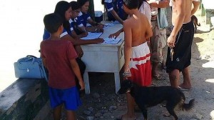 Massive anti Rabbies Vaccination for Dogs and Cats in Resettlement Brgy Manganvaca Subic (9)
