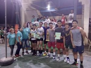 Mayor Jay Khonghun Mens Volleyball Open League (1)