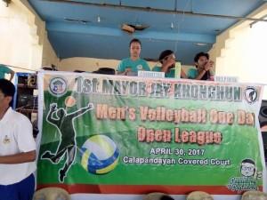 Mayor Jay Khonghun Mens Volleyball Open League (11)