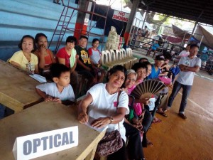 Medical Dental Optical Mission with Free Haircut ,Feeding And Laboratory (4)